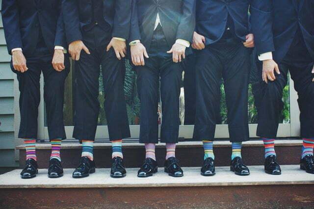 De juiste sok bij de juiste schoen vinden doe je zo